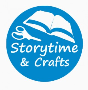 Storytimes and crafts calendar