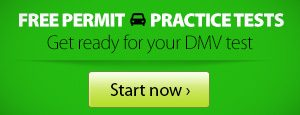 Driving test button