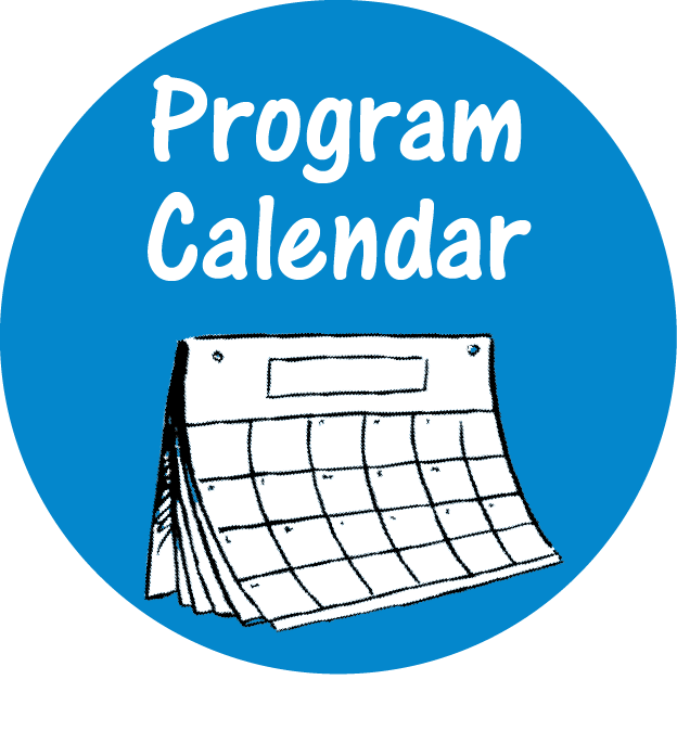 Image result for library program calendar button