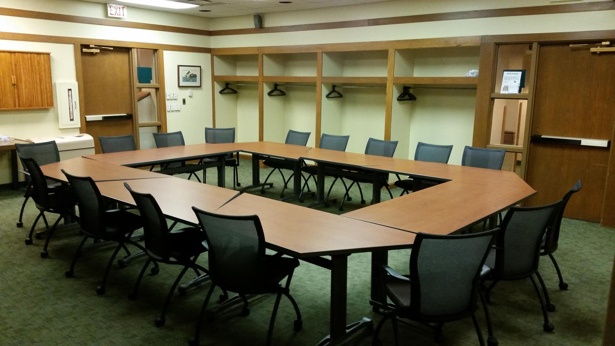 Public Room Reservation – Jackson County Public Library
