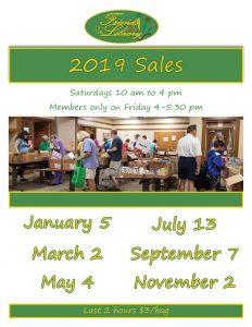 Sale Dates
