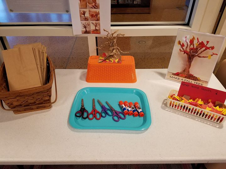Today and tomorrow while supplies last, we have our Fall Craft in the Kidz Korner!   Also today, fro...