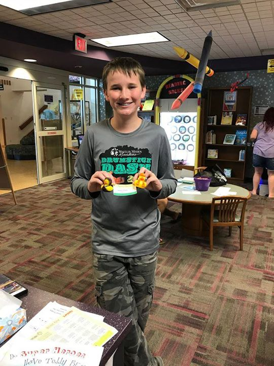 Congratulations to our week 2 winner in Seymour!