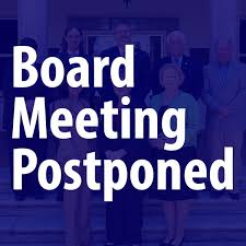 Due to a lack of quorum, today's library board meeting is rescheduled for 5 pm on Monday, February 2...