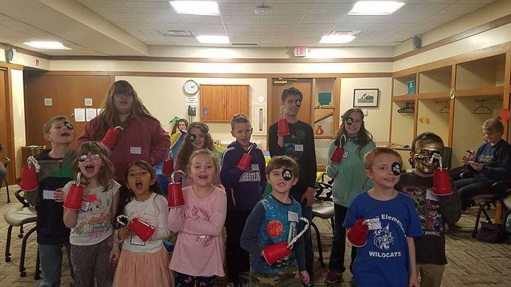 Our elementary schoolers had a great time today! Our young pirates searched for buried treasure, pla...