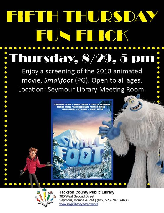 Bring your family and enjoy a movie together!