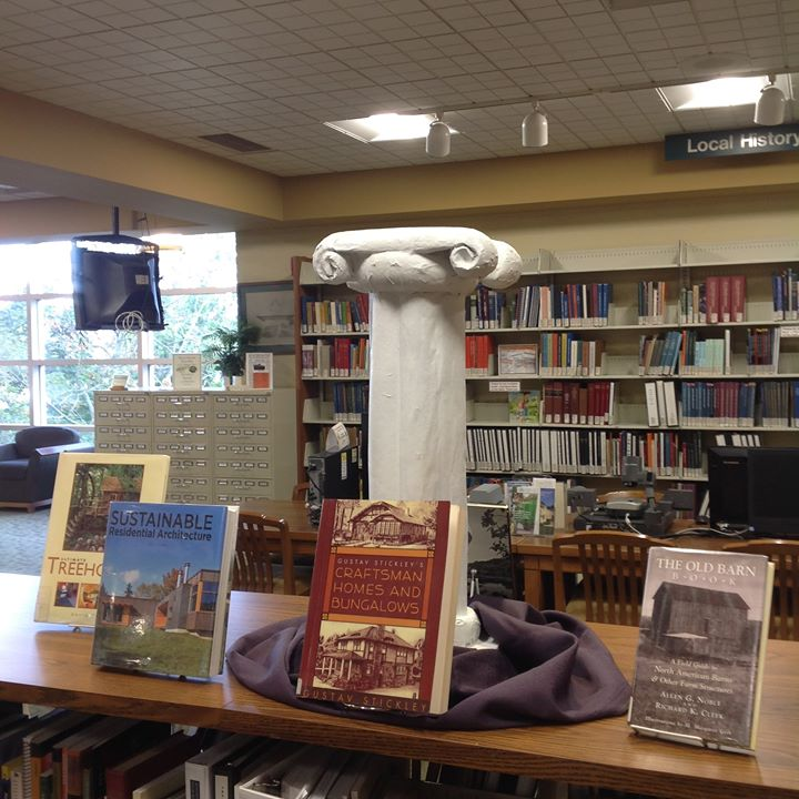 Come in and check out the books on our special displays for August.